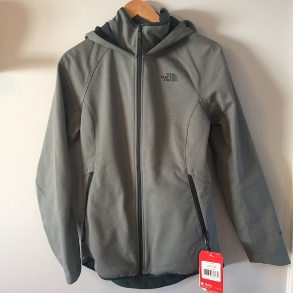 0ebef90c1 The North Face - Green Apex Lilmore Parka NWT